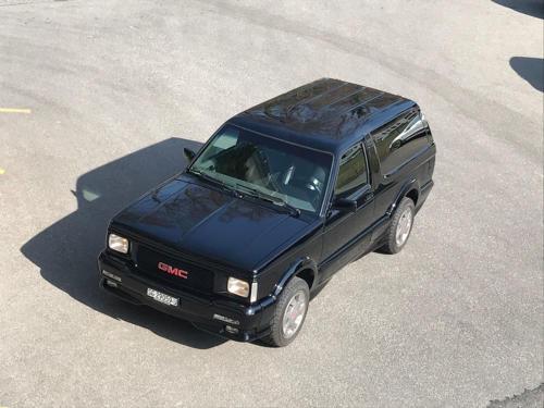 gmc typhoon v6 4-3 liter turbo schwarz 1995 0015 IMG 16