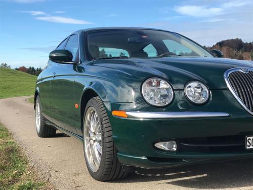 jaguar s-type 3-0 v6 dunkelgruen 2003 0004 5