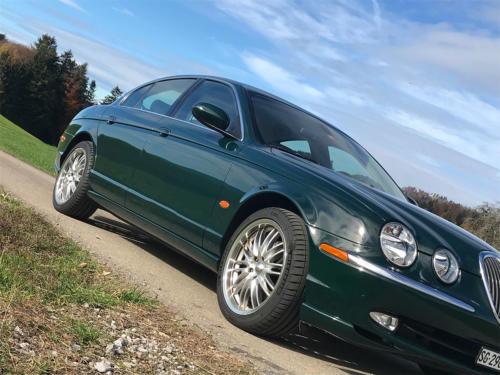jaguar s-type 3-0 v6 dunkelgruen 2003 0005 6