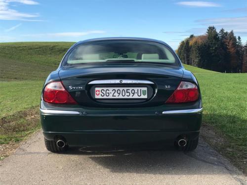 jaguar s-type 3-0 v6 dunkelgruen 2003 0006 7