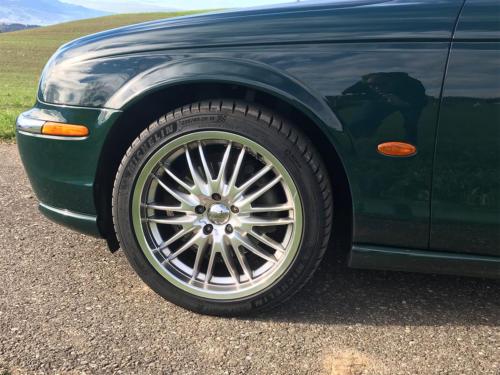 jaguar s-type 3-0 v6 dunkelgruen 2003 0009 10