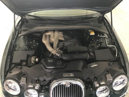 jaguar s-type 3-0 v6 dunkelgruen 2003 0015 16