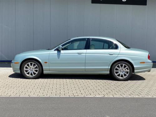 jaguar s type 4 0 v8 hellgruen 2000 0000 IMG 1