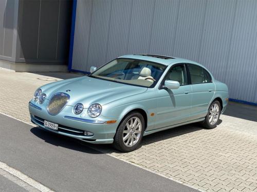 jaguar s type 4 0 v8 hellgruen 2000 0002 IMG 3