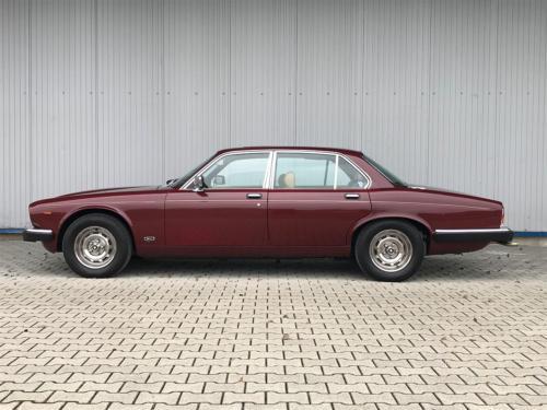 jaguar xj6 4-2 serie3 bordeaux 1984 0000 Ebene 15