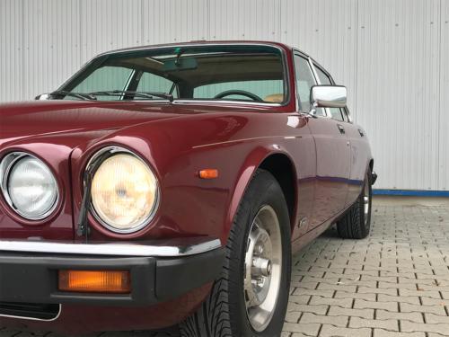 jaguar xj6 4-2 serie3 bordeaux 1984 0006 Ebene 9