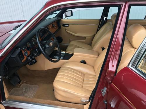 jaguar xj6 4-2 serie3 bordeaux 1984 0009 Ebene 6