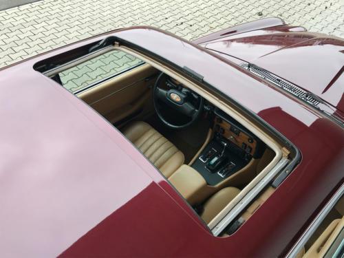 jaguar xj6 4-2 serie3 bordeaux 1984 0012 Ebene 3