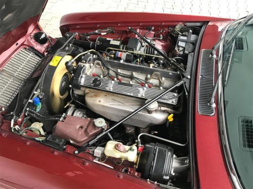 jaguar xj6 4-2 serie3 bordeaux 1984 0013 Ebene 2