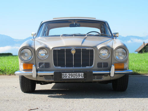 jaguar xj6 s1 2-8 automatic ssd beige 1971 0003 4
