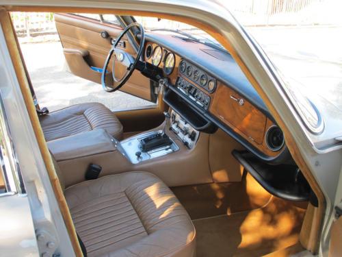 jaguar xj6 s1 2-8 automatic ssd beige 1971 0006 7
