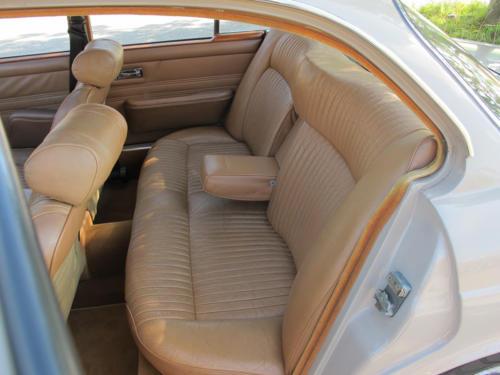 jaguar xj6 s1 2-8 automatic ssd beige 1971 0007 8