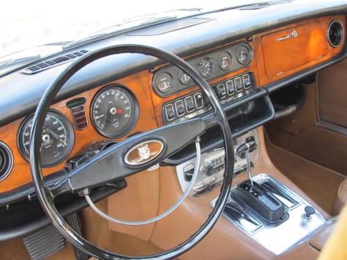 jaguar xj6 s1 2-8 automatic ssd beige 1971 0008 9