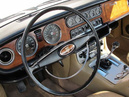 jaguar xj6 serie 1 2.8 manual beige 1969 1200x900 0008 9