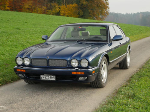 jaguar xjr6 4.0 dunkelblau 1994 0001 2