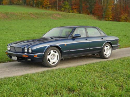 jaguar xjr6 4.0 dunkelblau 1994 0006 7
