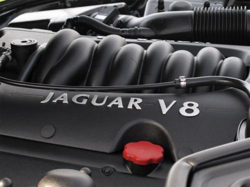 jaguar xk8 cabrio 4-0 schwarz schwarz 1997 0014 Ebene 1