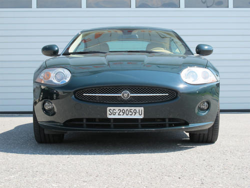 jaguar xk8 coupe 4-2 dunkelgruen 2006 1200x900 0003 4