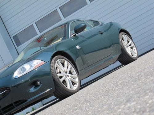 jaguar xk8 coupe 4-2 dunkelgruen 2006 1200x900 0004 5