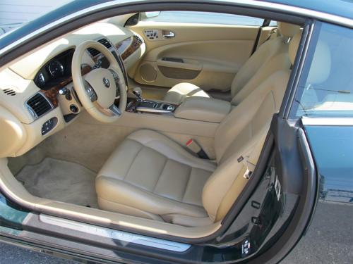 jaguar xk8 coupe 4-2 dunkelgruen 2006 1200x900 0006 7