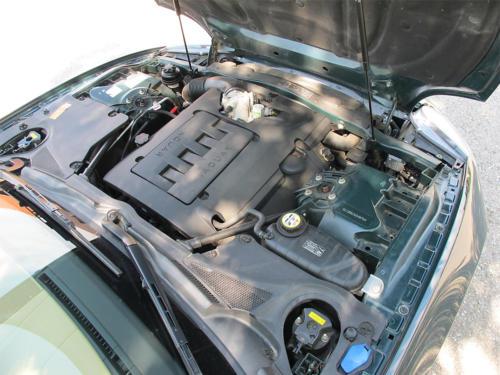 jaguar xk8 coupe 4-2 dunkelgruen 2006 1200x900 0007 8