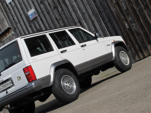 jeep cherokee 4-0 country weiss 1995 0007 8