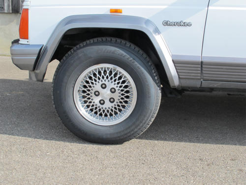 jeep cherokee 4-0 country weiss 1995 0008 9