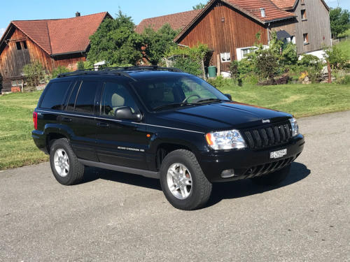 jeep grand cherokee 4-7 limited schwarz 1999 0002 3