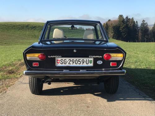 lancia fulvia 1-3 3 coupe dunkelblau 1974 0006 Ebene 9