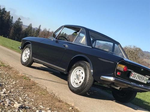 lancia fulvia 1-3 3 coupe dunkelblau 1974 0007 Ebene 8