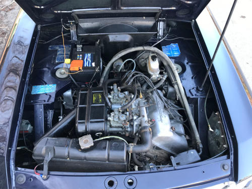 lancia fulvia 1-3 3 coupe dunkelblau 1974 0013 Ebene 2