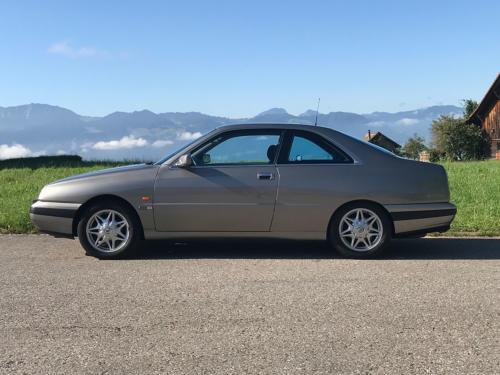 lancia kappa 2-0 turbo coupe silber 1997 0000 1