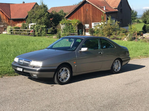 lancia kappa 2-0 turbo coupe silber 1997 0001 2