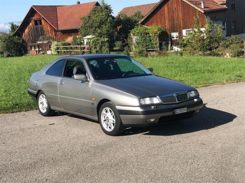 lancia kappa 2-0 turbo coupe silber 1997 0002 3