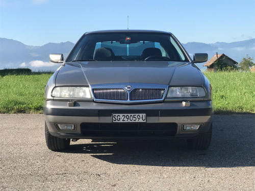lancia kappa 2-0 turbo coupe silber 1997 0003 4