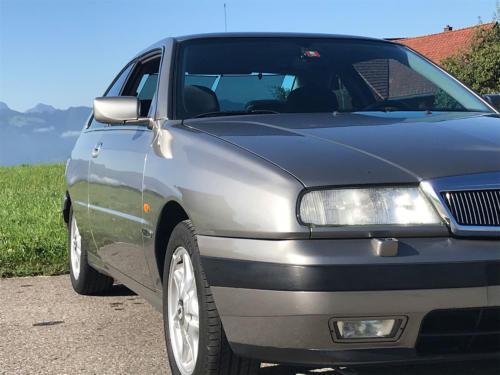 lancia kappa 2-0 turbo coupe silber 1997 0004 5