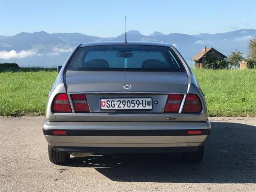 lancia kappa 2-0 turbo coupe silber 1997 0006 7