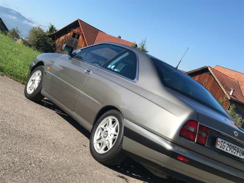 lancia kappa 2-0 turbo coupe silber 1997 0008 9