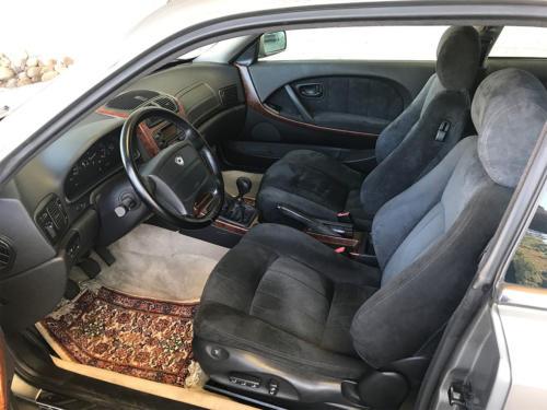 lancia kappa 2-0 turbo coupe silber 1997 0010 11