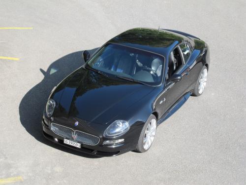 maserati grandsport v8 coupe schwarz 2007 1200x900 0009 10