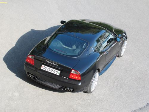 maserati grandsport v8 coupe schwarz 2007 1200x900 0010 11
