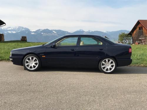 maserati quattroporte 3-2 liter manual dunkelblau 1998 0000 IMG 1