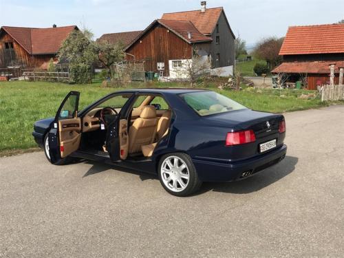 maserati quattroporte 3-2 liter manual dunkelblau 1998 0003 IMG 4