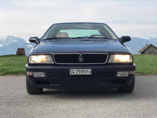 maserati quattroporte 3-2 liter manual dunkelblau 1998 0004 IMG 5
