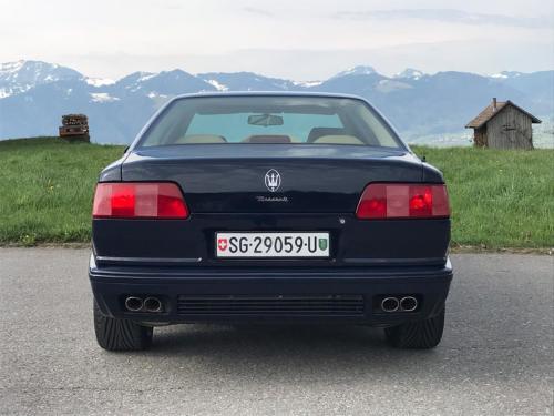 maserati quattroporte 3-2 liter manual dunkelblau 1998 0006 IMG 7