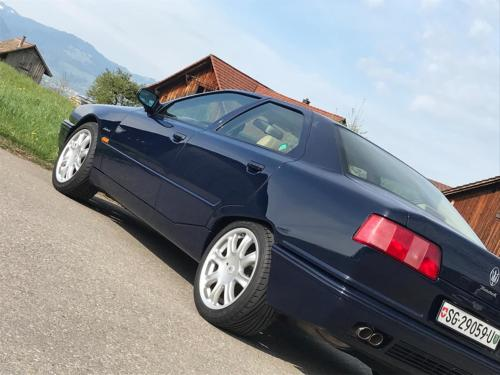maserati quattroporte 3-2 liter manual dunkelblau 1998 0007 IMG 8