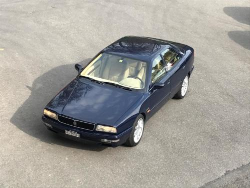 maserati quattroporte 3-2 liter manual dunkelblau 1998 0015 IMG 16