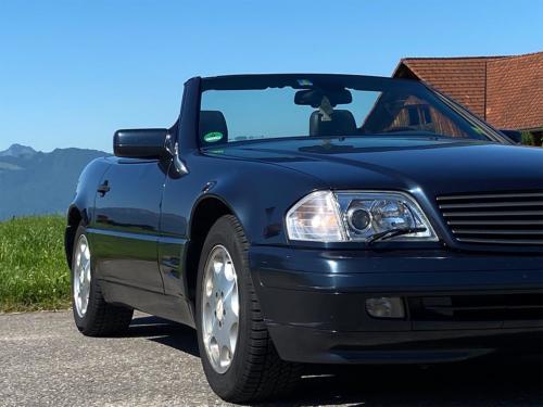 mercedes benz 320 sl cabrio dunkelblau 1997 0005 IMG 6