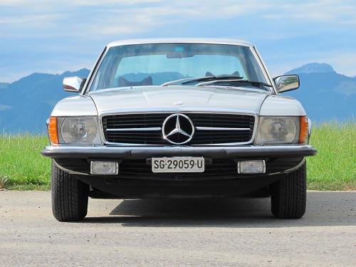 mercedes benz 350 slc coupe w107 silber 1977 1200x900 0002 3