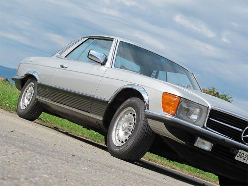 mercedes benz 350 slc coupe w107 silber 1977 1200x900 0003 4